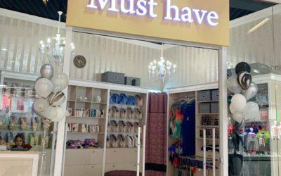 А вы уже успели совершить покупки в магазине «Must have»?